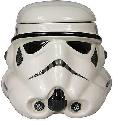 Star Wars - Stormtrooper 3D Shaped Mug - New & Official Lucasfilm Ltd In Box