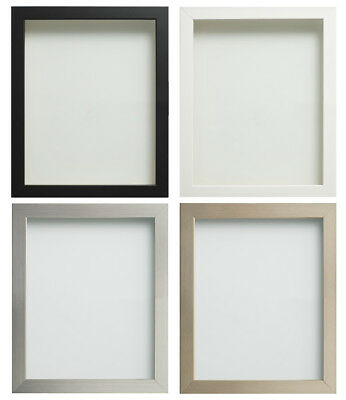 Frame Company Connolly Range Black White Silver Gold Wooden Picture Photo Frames