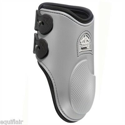 Veredus Carbon Gel Fetlock Boots - Grey- Small - Discounted from £110 to £40