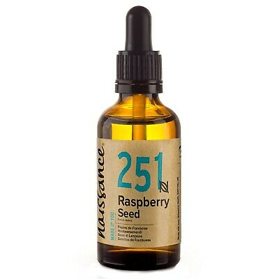 Raspberry Seed Oil by Naissance - 100% Pure and Natural