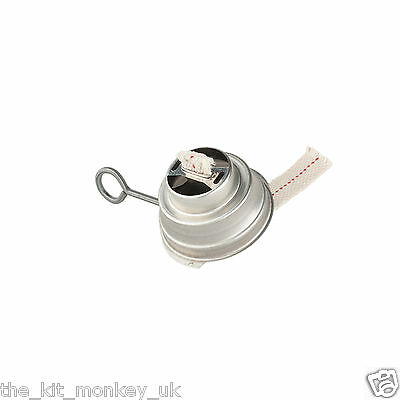 New Feuerhand 275 & 276 hurricane lantern replacement Burner assembly with wick