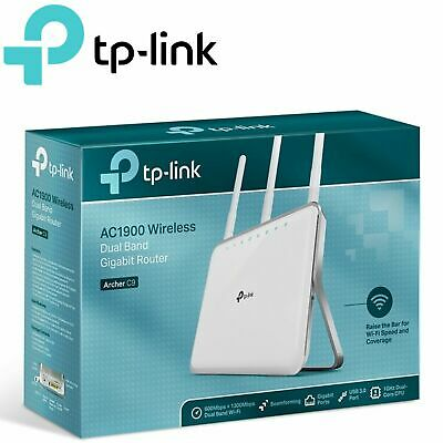 D-Link DSL-2900AL ADSL2+ Dual Band Wireless Modem Router AC1900 Gigabit USB3.0