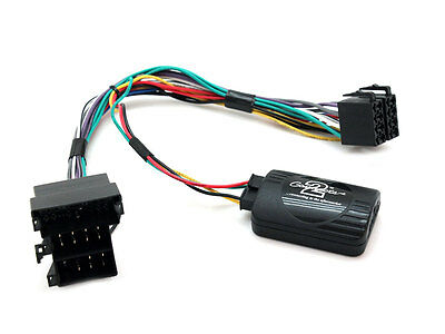 Connects2 CTSRV006.2 Rover 45 2000 on Steering Control Adaptor