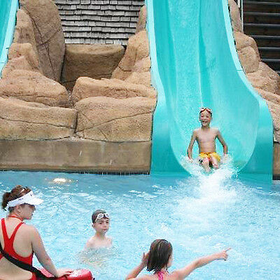 Wyndham Glacier Canyon July 17 - 20 2Bdrm Dlx Wilderness Waterparks WI Dells Jul