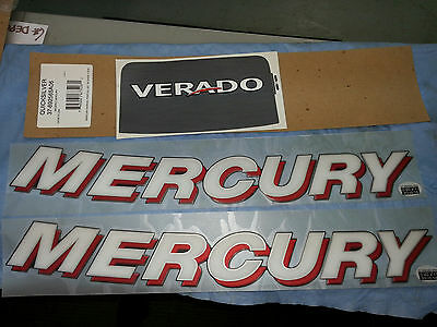 37-892565A06 Mercury Generic Decal