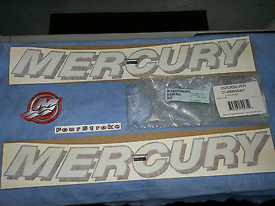 37-889246A01 Mercury Decal - Incomplete