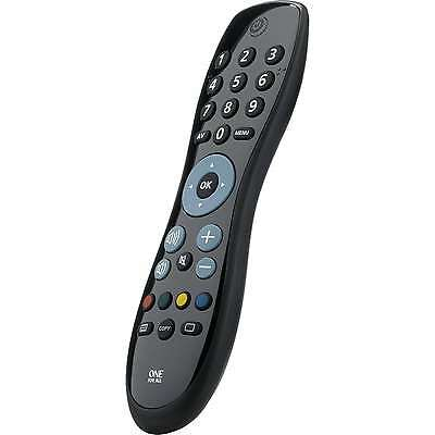 Universal Replacement Simple Ready-to-Use TV Remote Control One For All URC6410