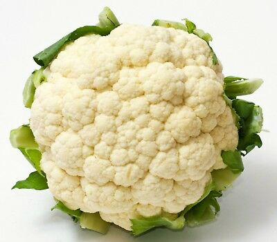 Cauliflower snowball early 200 vegetable garden seeds  NOT FOR WA OR TAS