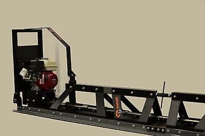 New Packer Brothers PB32 power concrete Truss Screed Honda Made In USA!!