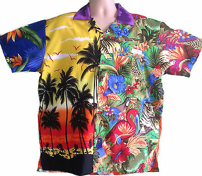 The absolute ultimate Hawaiian stag shirts. Shite enough to make you Cringe.