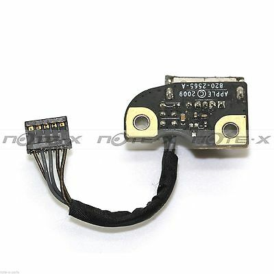 Apple Macbook A1278 A1286 Magsafe Dc-In Power Jack Board Cable 820-2565-A