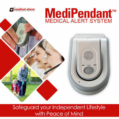 Medical Alarm Cocepts Medi Pendant 911 (MED01)