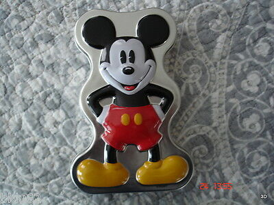 Disney Mickey Mouse Tin