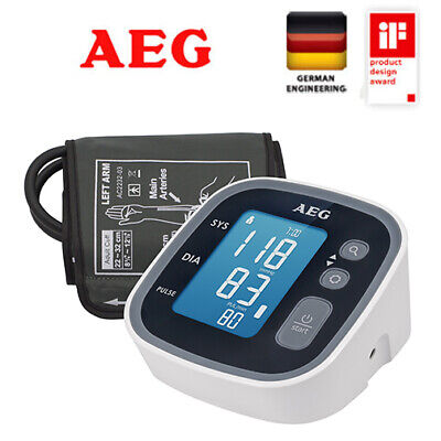 Digital Blood Pressure Monitor Automatic Upper Arm Brand New Free Post not Omron