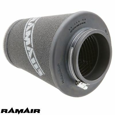 Ramair Universal Performance Twin Layer Foam Air Filter - 80mm Neck size