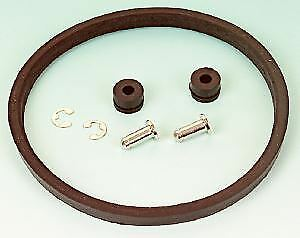 Speedometer Mounting Kit Inc Rubber 2 X Grommets; Pins & Clips 68-95 Harley
