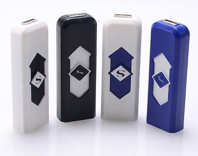 USB RECHARGEABLE LIGHTER, ELECTRONIC, FLAMELESS, CIGARETTE LIGHTER
