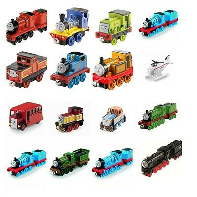 New Thomas And Friends Take-n-Play Engine Magnetic/Plastic connect Diecast Train