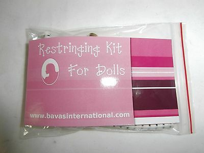 Restringing Kit for American Girl Dolls - Repair Loose Arms & Legs