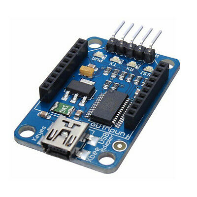 1Pcs BTBee Bluetooth Bee USB to Serial port Adapter FT232RL Module for Arduino