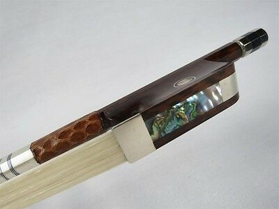 """1pcs Nice letterwoodcello bow strong profession 27 1/2"""" letterwood4/4 cello bows"""