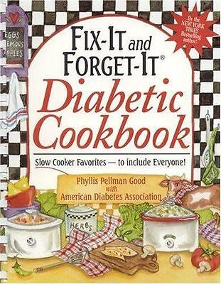 Fix-It and Forget-It Diabetic Cookbook: Slow-Cooker Favorites to Include Everyon