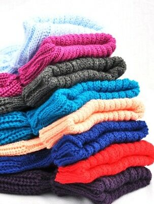 knitted neck warmer chest warmer scarf turtleneck Babies & Children 1-6y colours