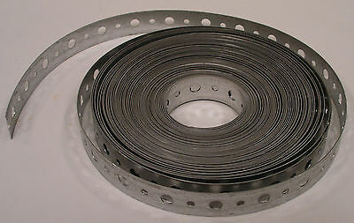 50' Roll Hanger Strapping Galvanized Strap
