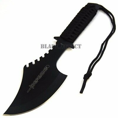 """11.5"""" SURVIVAL TOMAHAWK TACTICAL THROWING AXE HUNTING HATCHET Knife 1783-"""