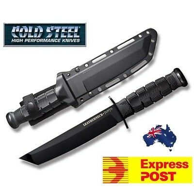 Cold Steel Leatherneck Tanto Cs39Lsfdt - Fixed Blade Knife Hunting - Express