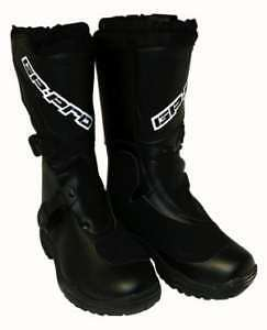 Kids Childrens Motorcycle  Motocross G-Pro Bike Boot  Black Euro 37 - BC25960 T