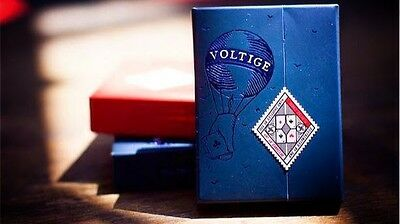 Voltige Deck - Blue - Dan and Dave Playing Cards - Magic Tricks - New