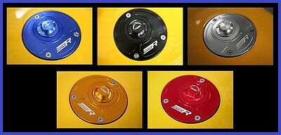 Yamaha Quick Release Keyless Billet Gas Fuel Cap Lid (2015 +) Yzf-R3 Yzf R3