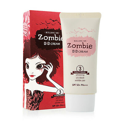 [WELCOS] MERIT Killing Me Zombie BB Cream (SPF50+/PA+++) 50ml / Perfect coverage