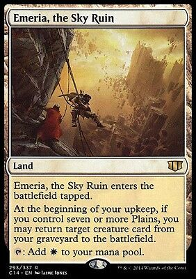EMERIA, LA ROVINA DEL CIELO - EMERIA, THE SKY RUIN Magic C14 Commander 2014