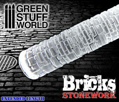 Rolling Pin - BRICKS Texture - Create your own bases - Ininity, Warhammer ...