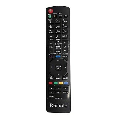 New 3D Smart TV Remote AKB72915238 sub AKB72914271 for LG TV 42LE4900 32LE4900