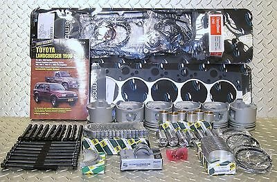 Landcruiser  1Hz  4.2  Diesel Full Engine  Kit 90-98