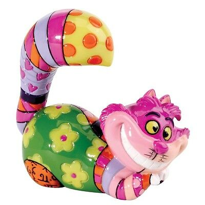 Disney Britto 4026293 Cheshire Cat Mini Figurine