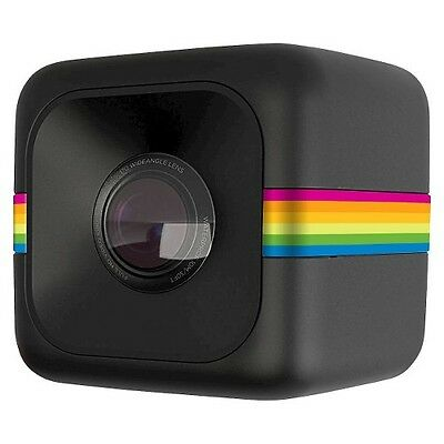 Polaroid Cube Action Flash Memory Digital Camcorder (POLC3X) with HD-1080p