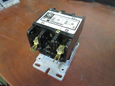 GE Contactor CR353AB2AA1 25A 120V Coil Used