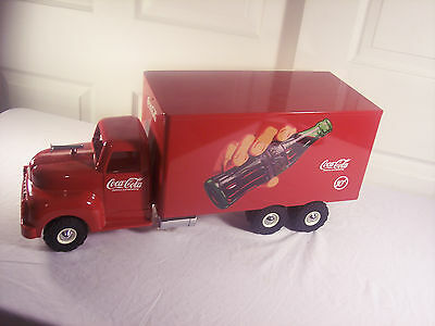All American Toy  Coca Cola Truck Limited Edition 1 of 75