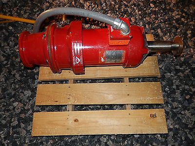 (2) Red Goat H2P-R Commercial Kitchen Restaurant Garbage Disposal Food Waste