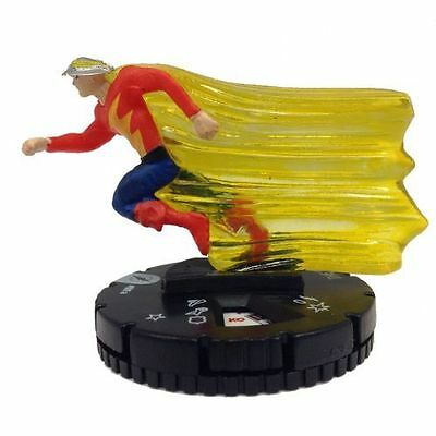 The Flash (001a) DC HeroClix M/NM with Card The Flash