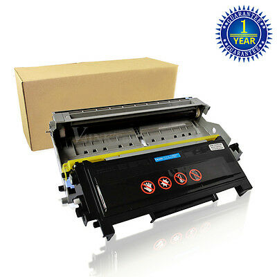 V4INK TN350 Toner + DR350 Drum for Brother DCP-7020 HL-2070N MFC-7420 Printer