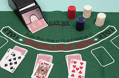 Blackjack Set - A Great Casino Game