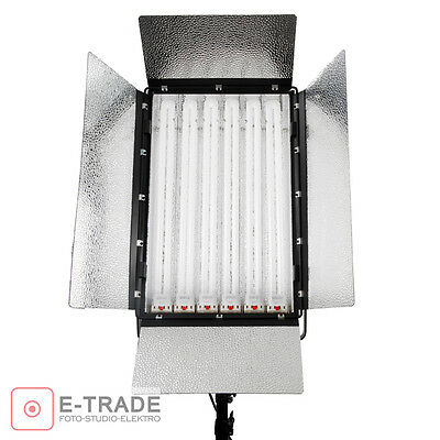 330W Fluorescent Light - PANEL LAMP Kinoflo type - F&V - with diffuser