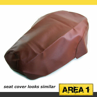 Seat Cover Piaggio Zip 2 / 4 stroke  25/50/100/125  from00  Brown