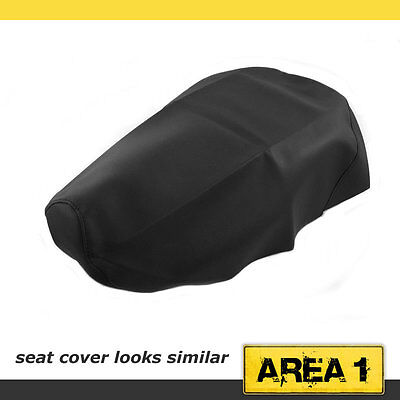 Seat Cover Gilera Ice, Black