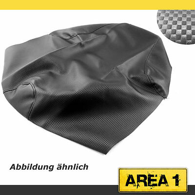Seat Cover Carbon-Look, Yamaha Jog R / MBK Mach G Styling